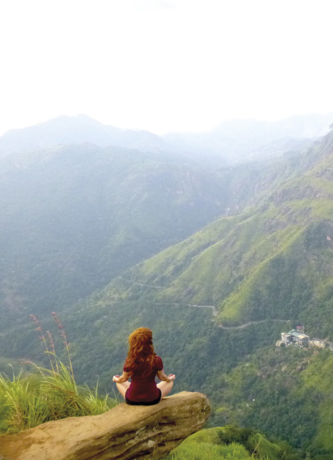 viajes con amigos por Sri Lanka