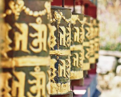 viajes en grupo por Butan